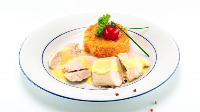 Viandes et poissons cuisinés